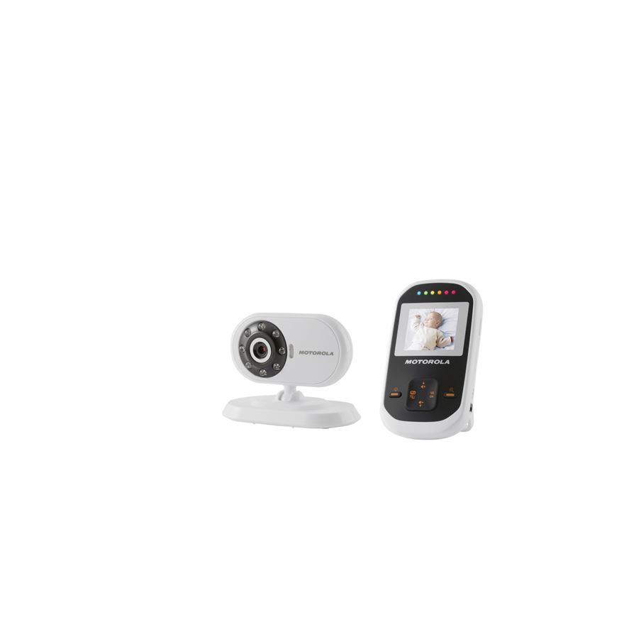 Motorola Video Baby Monitor MBP18 image-2