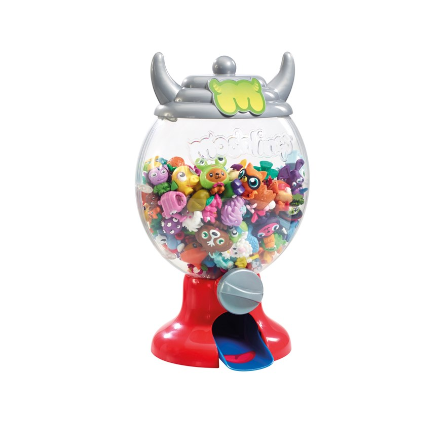 Moshi Monsters Gumball Machine image-0