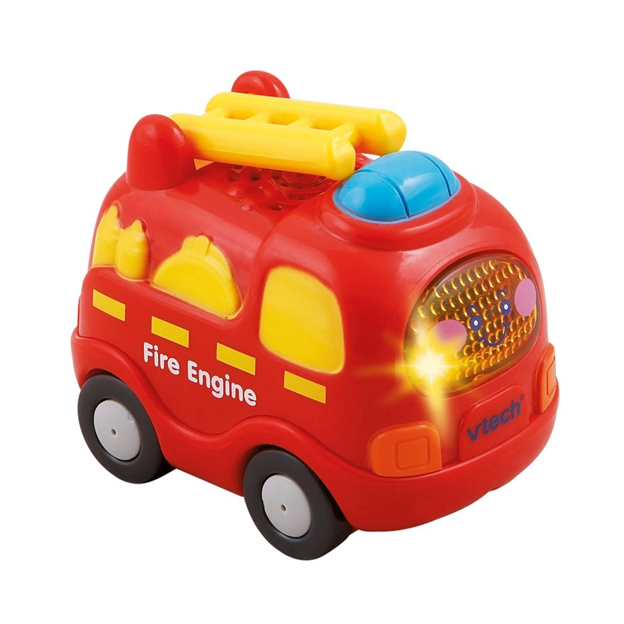 Toot-Toot Drivers Fire Engine image-0