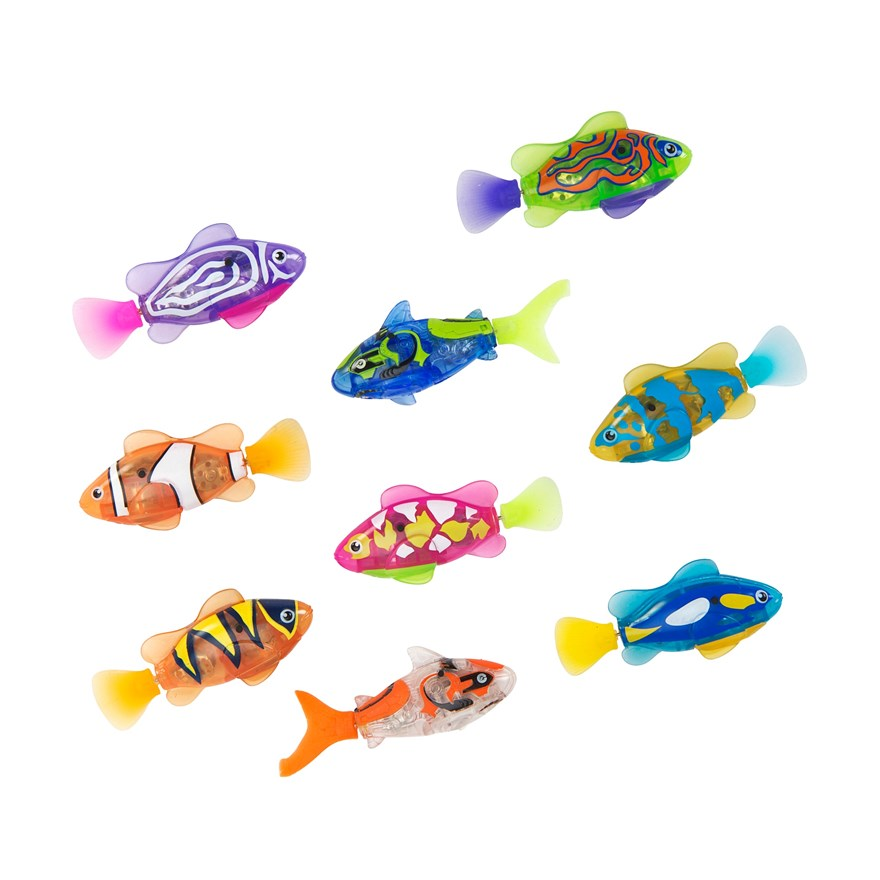 Robo Fish Wave 2 - Assortment image-0