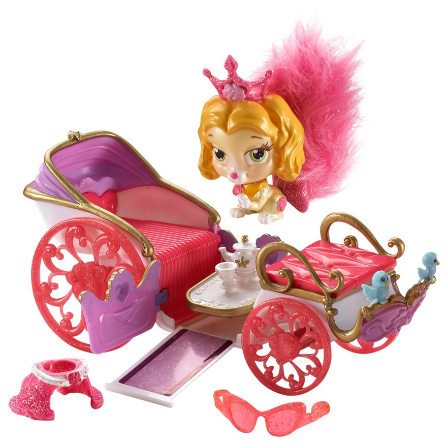 Disney Princess Palace Pets Royal Carrraige image-0