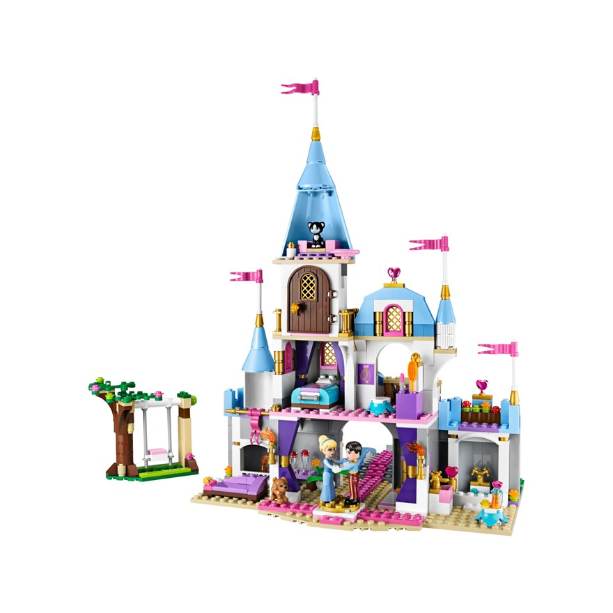 LEGO Disney Princess Cinderella Romantic Castle 41055 image-1
