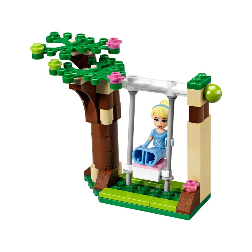 LEGO Disney Princess Cinderella Romantic Castle 41055 image-4