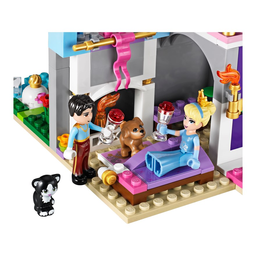 LEGO Disney Princess Cinderella Romantic Castle 41055 image-6