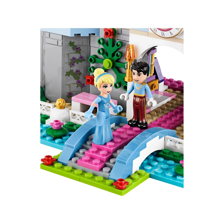 LEGO Disney Princess Cinderella Romantic Castle 41055 image-7