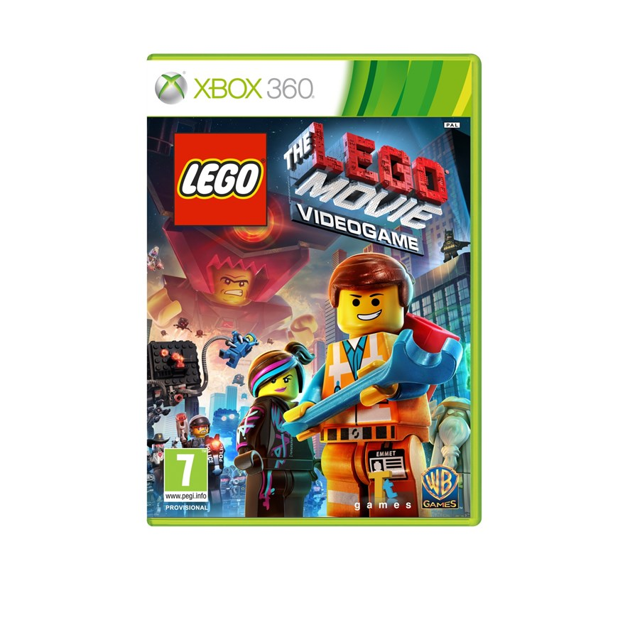 LEGO The Movie Xbox 360 image-0