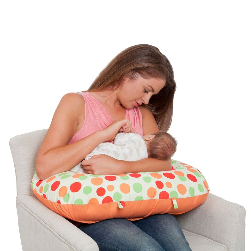 Clevamama ClevaCushion 10-in-1 Nursing Pillow image-0