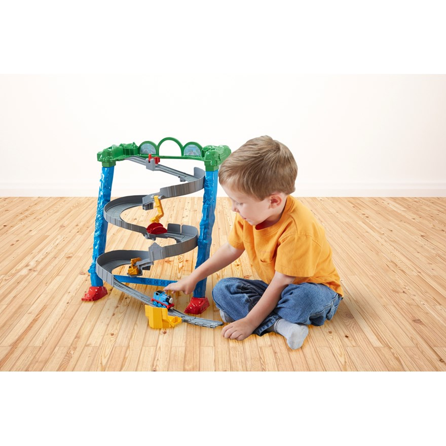Thomas & Friends Take and Play Spills & Thrills on Sodor Set image-0