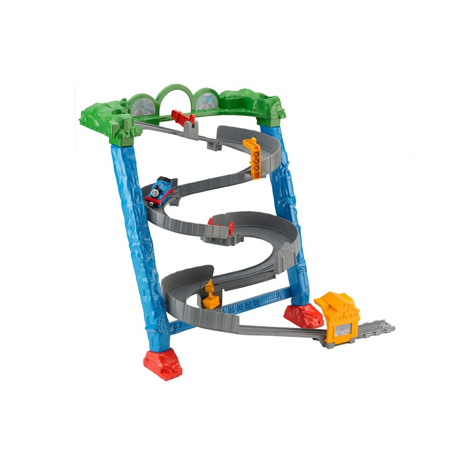 Thomas Take and Play Spills & Thrills on Sodor Set image-2