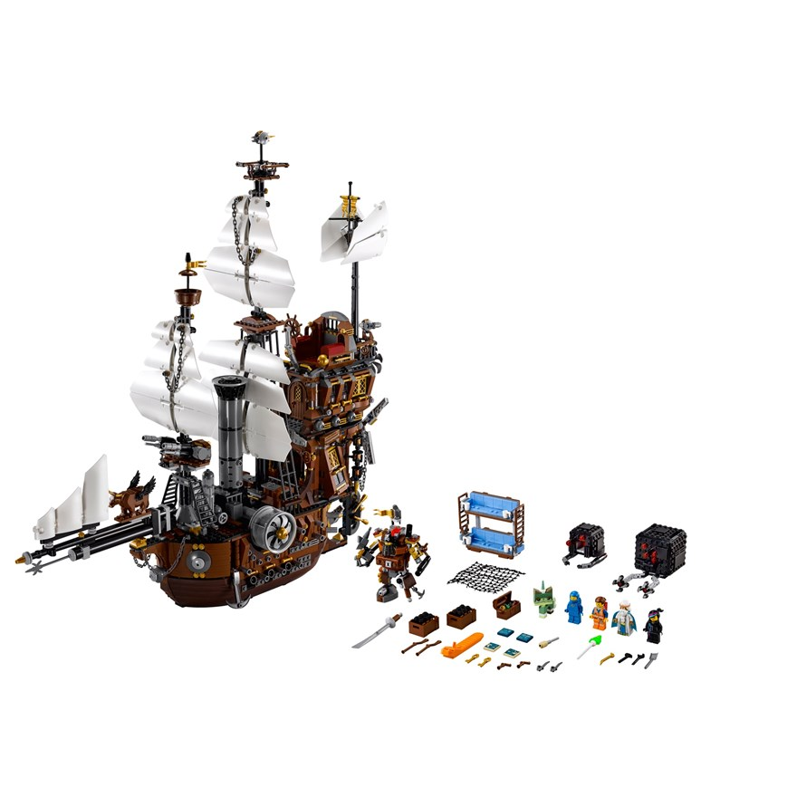 LEGO Movie MetalBeards Sea Cow 70810 image-4