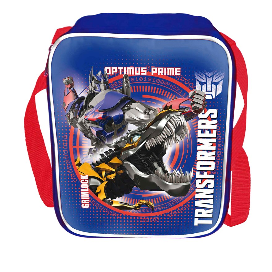 Transformers Lunch Bag