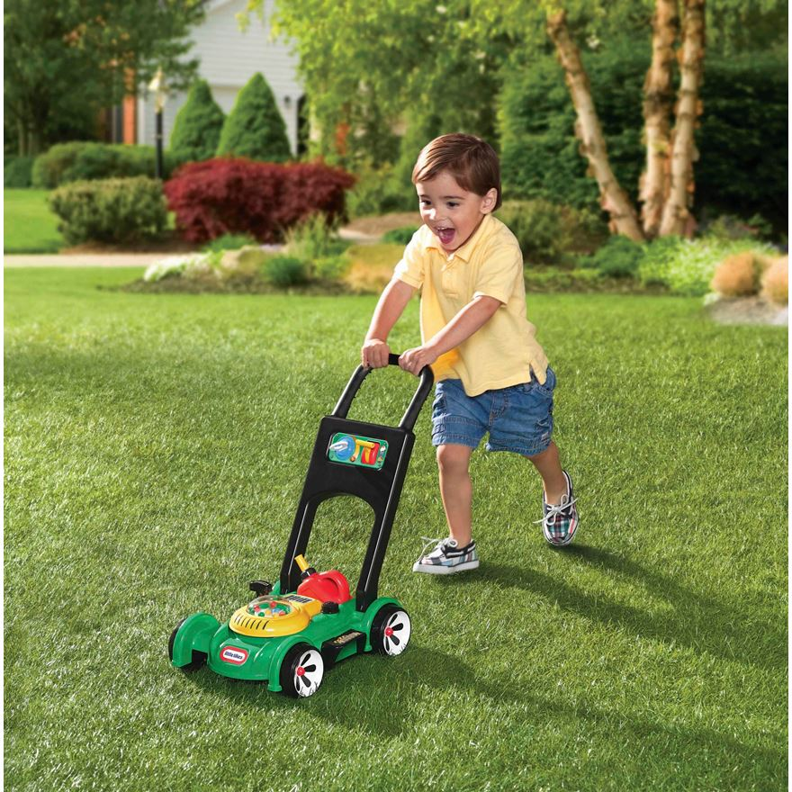 Little Tikes Gas 'n Go Mower image-0