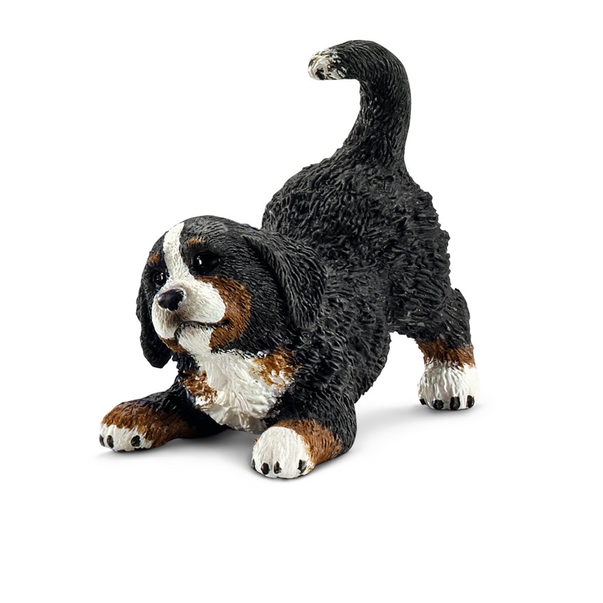 Schleich Bernese Mountain Puppy