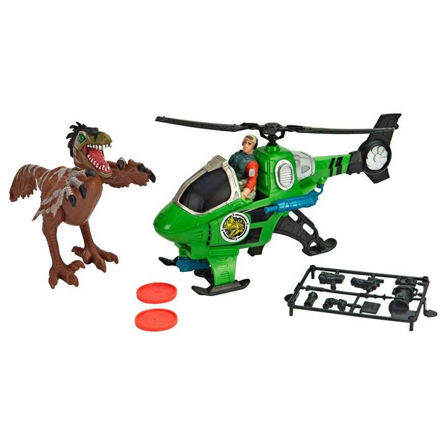 Dino Valley Dino Attack Playset image-0