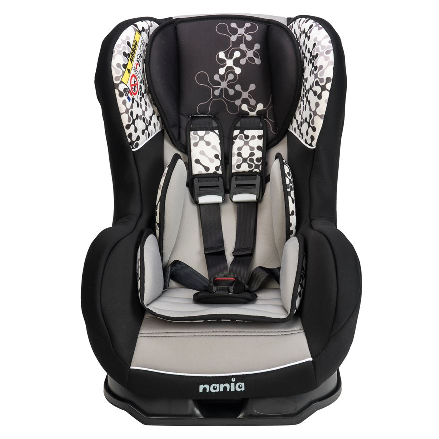 Nania Cosmo Corail Group 0+ Car Seat Black image-0