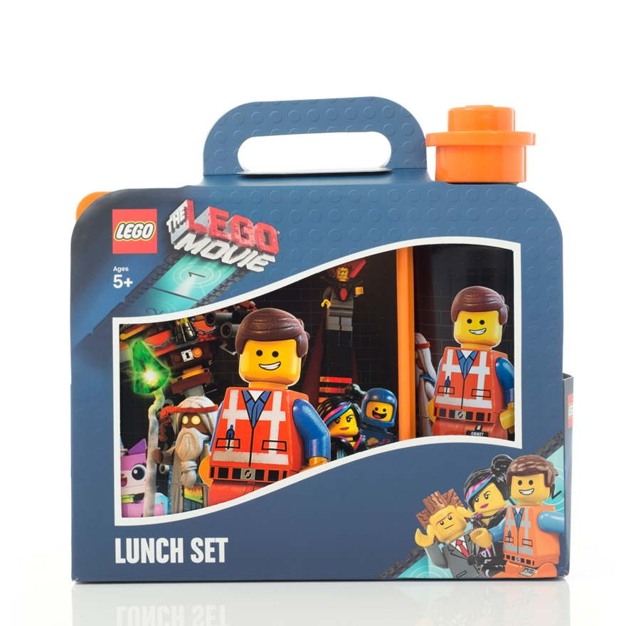 LEGO Movie Lunch Set