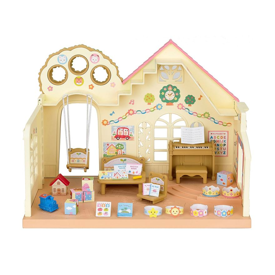 Sylvanian Families Forest Nursery image-0