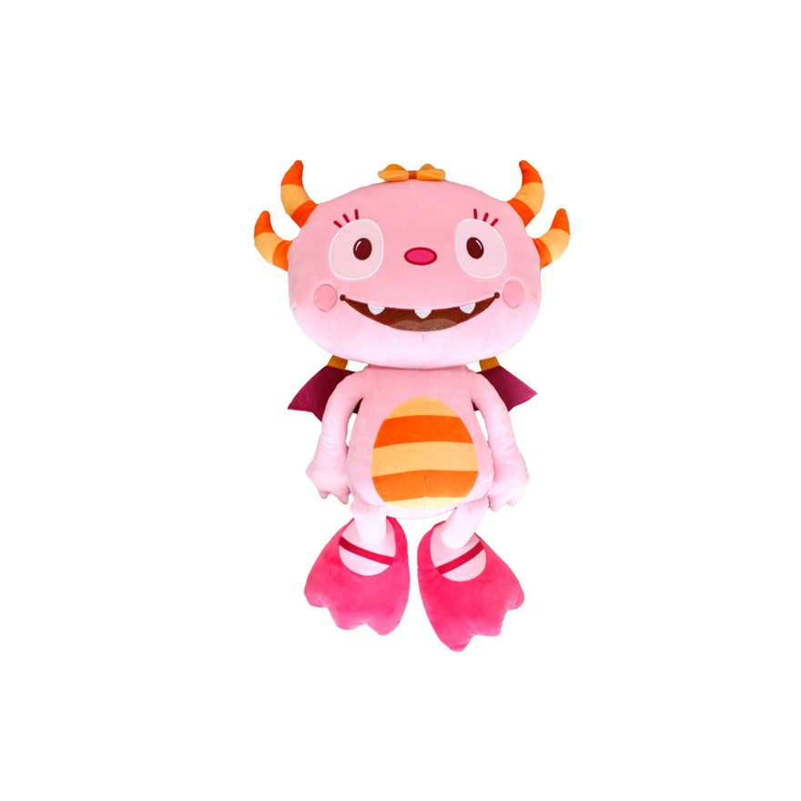 Jumbo Talking Summer Hugglemonster image-1