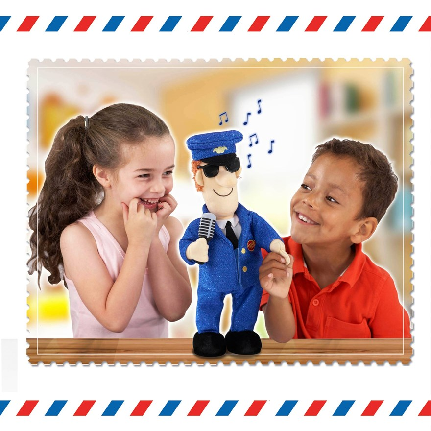 Postman Pat Movie Singing and Dancing Showbiz Pat image-0