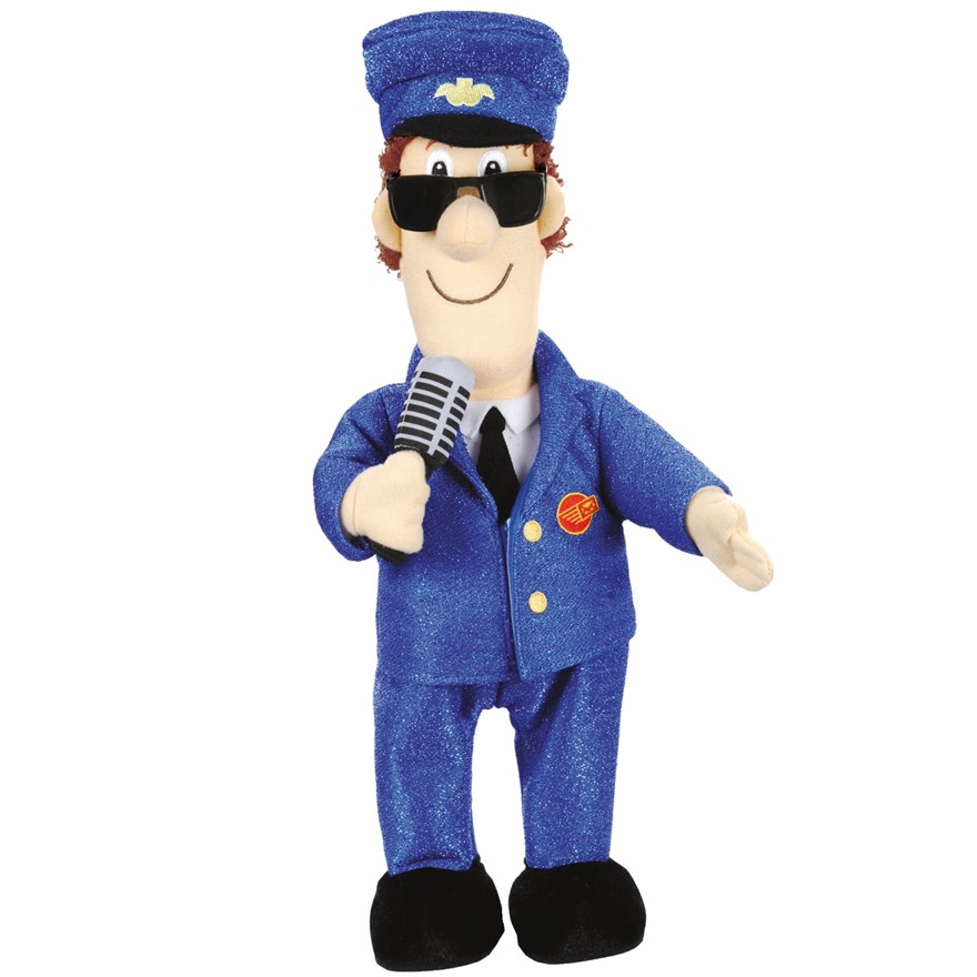 Postman Pat Movie Singing and Dancing Showbiz Pat image-1