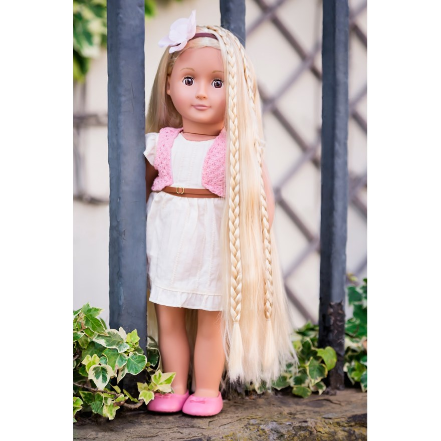 Our Generation Hair Play Doll Phoebe 46cm image-0