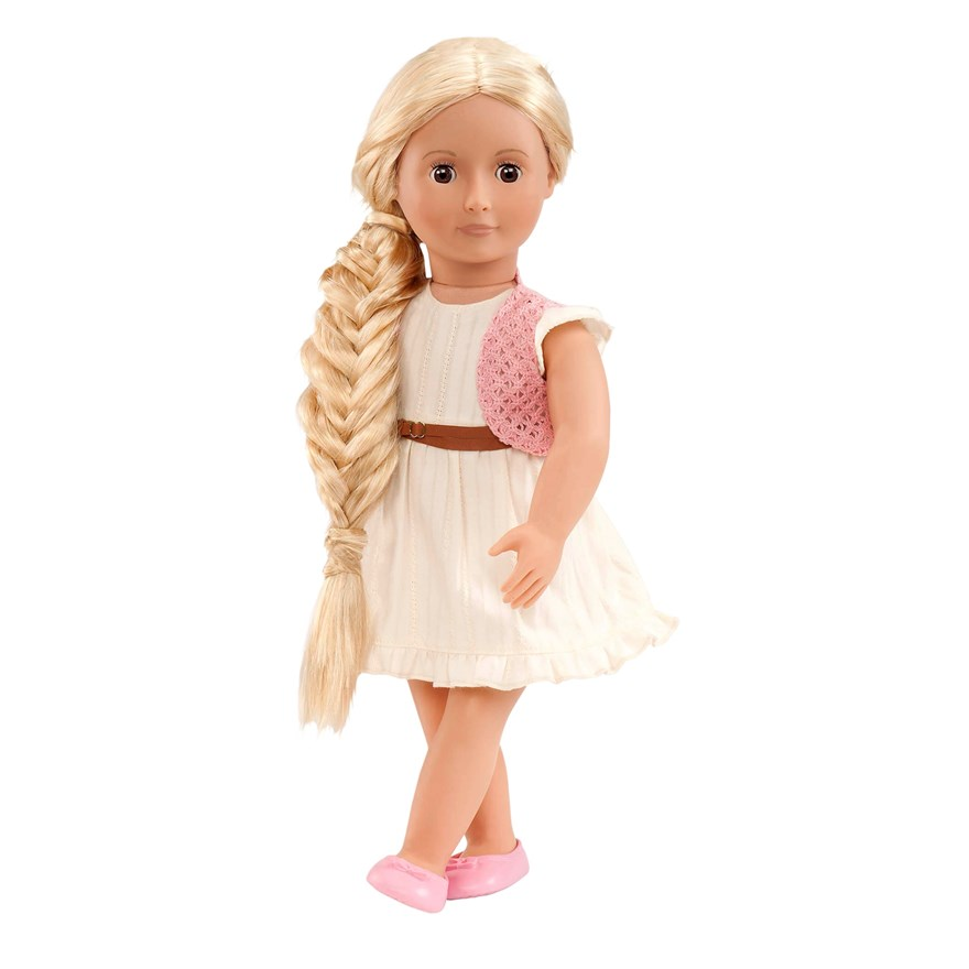 toys fashion dolls generation hair play doll phoebe
