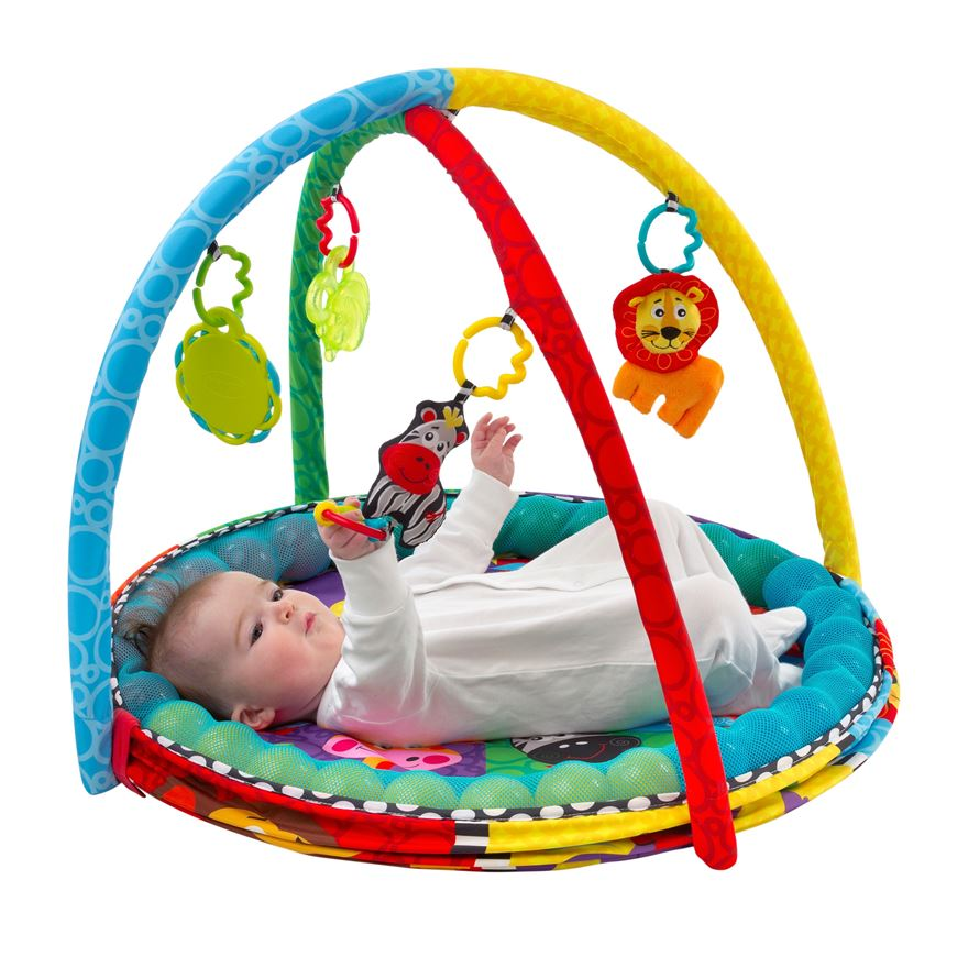 Playgro Ball Activity Nest image-0