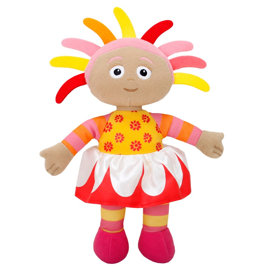 In the Night Garden Talking Upsy Daisy Soft Toy image-0