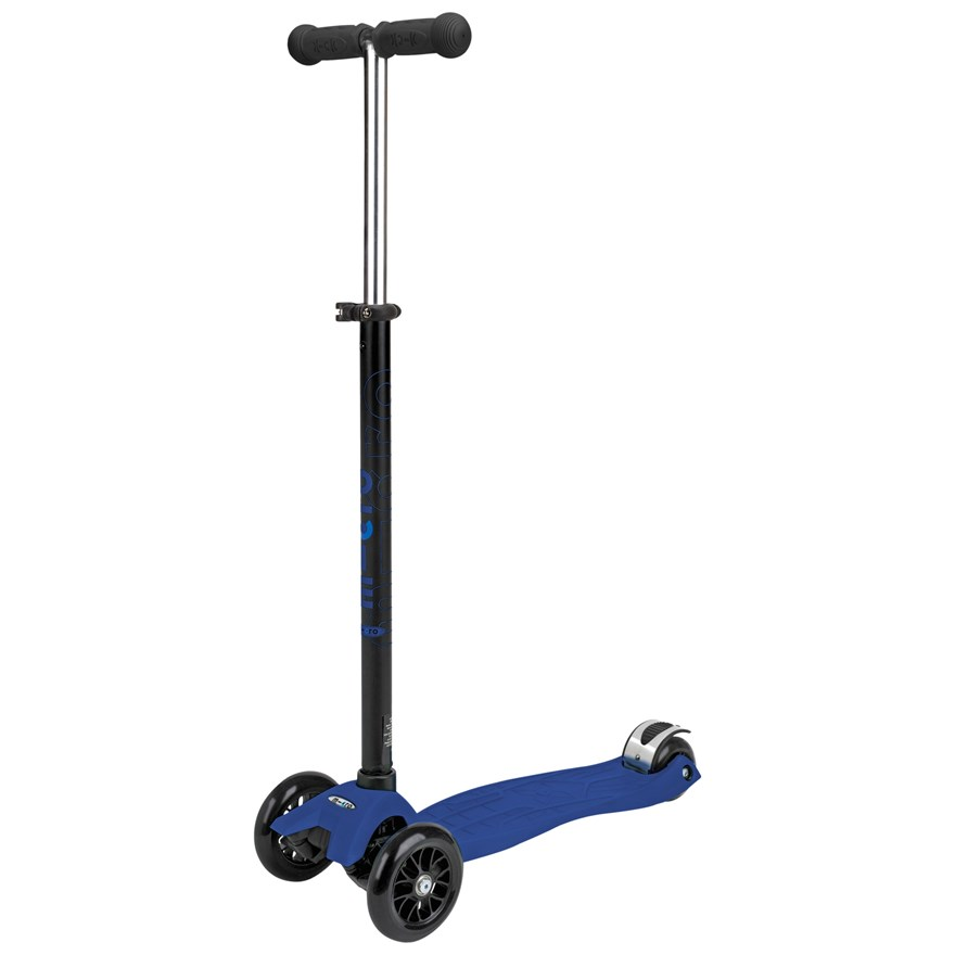 Maxi Micro T-Bar Scooter Blue image-0