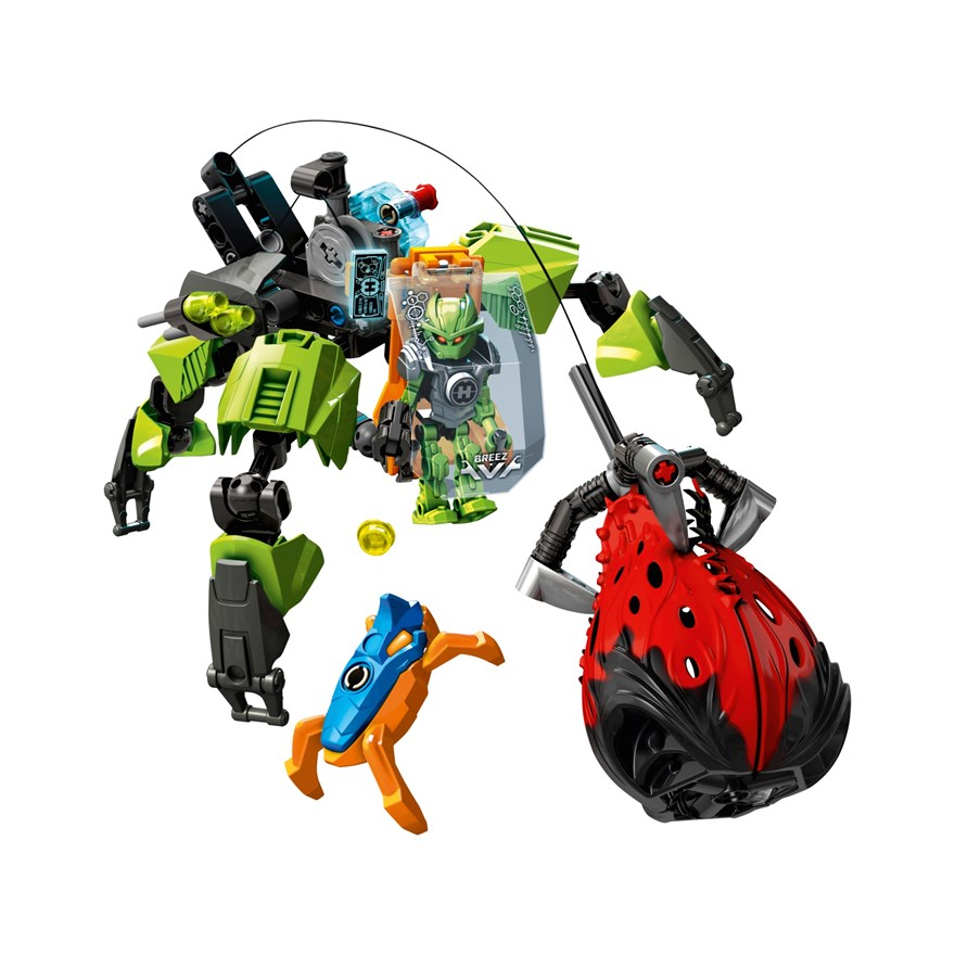 LEGO Hero Factory BREEZ Flea Machine 44027 image-1