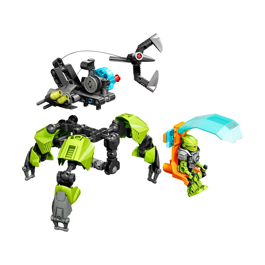 LEGO Hero Factory BREEZ Flea Machine 44027 image-2