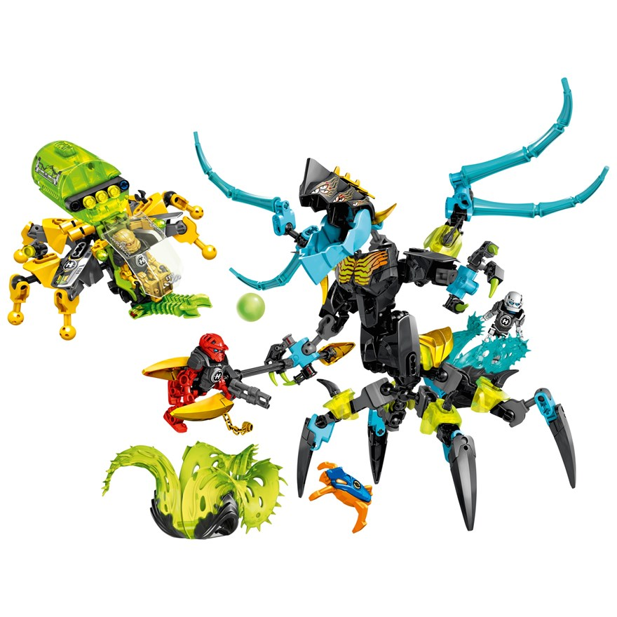 LEGO Hero Factory Queen Beast vs Furno Evo & Stormer 44029 image-1
