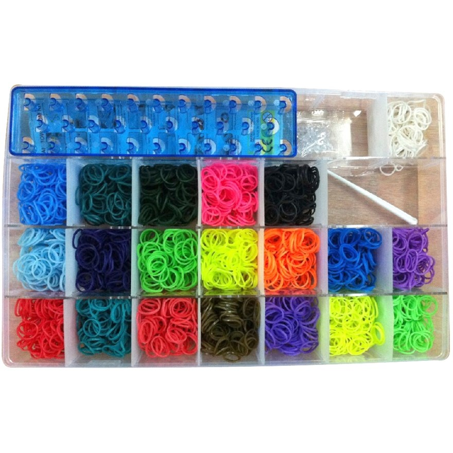 Loom Bands Twisters Clear Case image-1