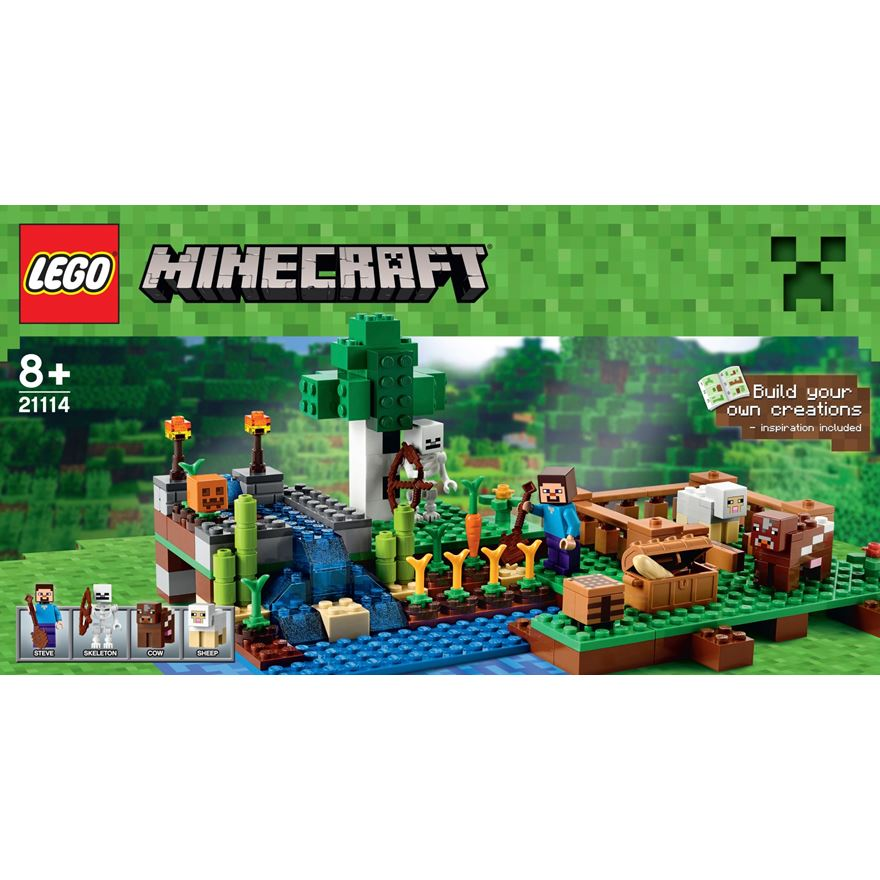 LEGO Minecraft The Farm 21114 image-0