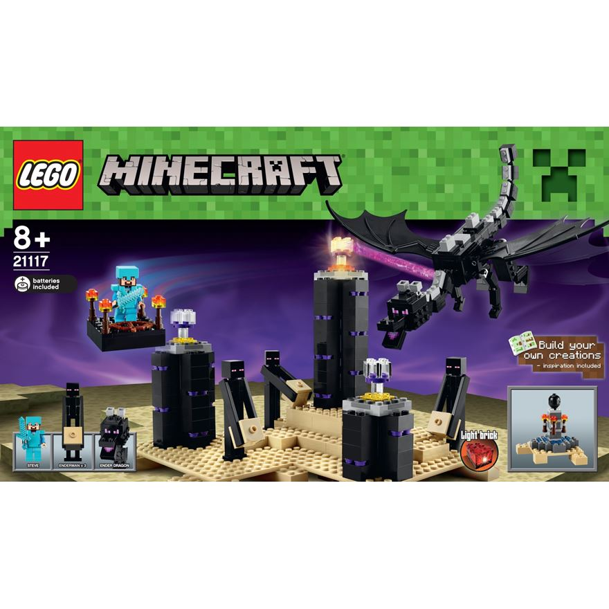 LEGO Minecraft The Ender Dragon 21117 image-0