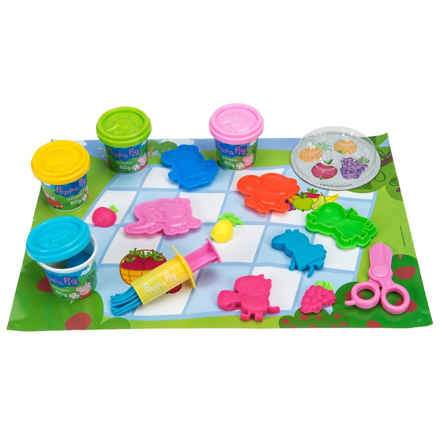 Peppa Pig Dough Activity Case image-0