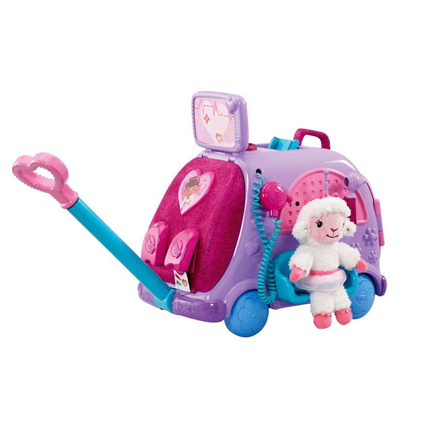 Doc McStuffins Get Better Talking 'Doc-Mobile' Clinic image-0