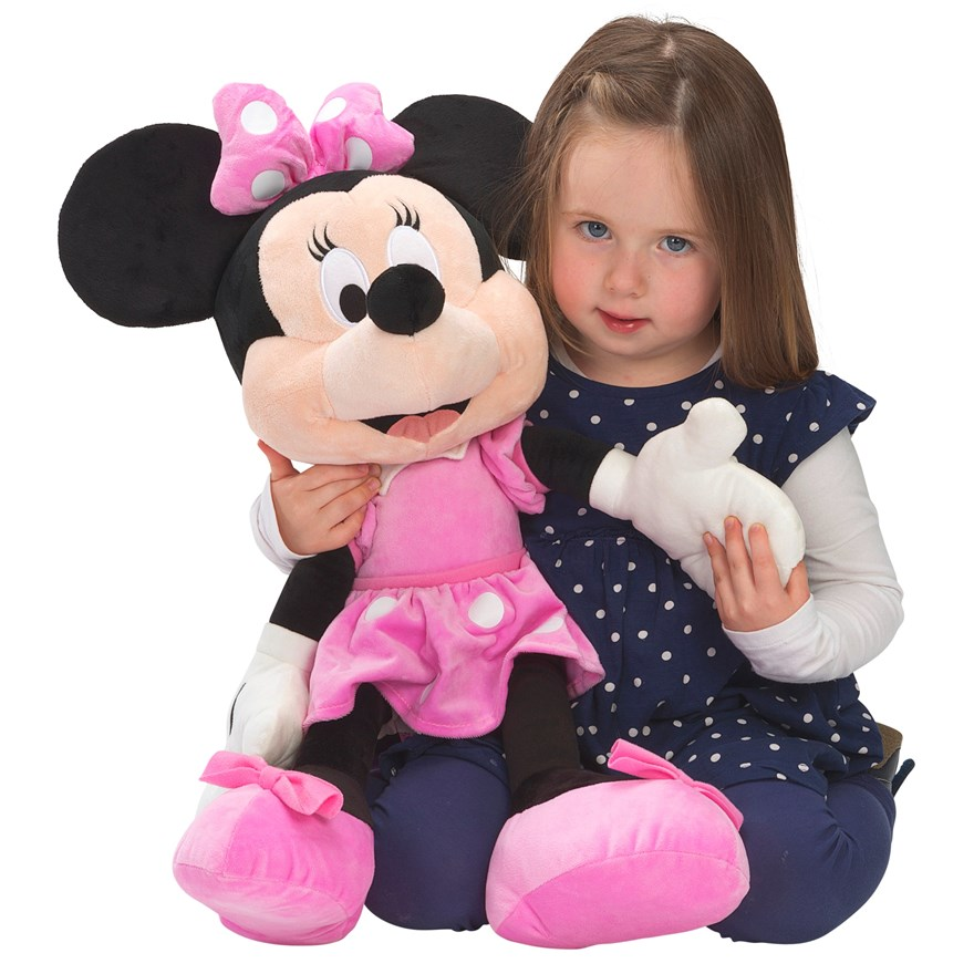 Minnie Mouse 60cm Plush image-0