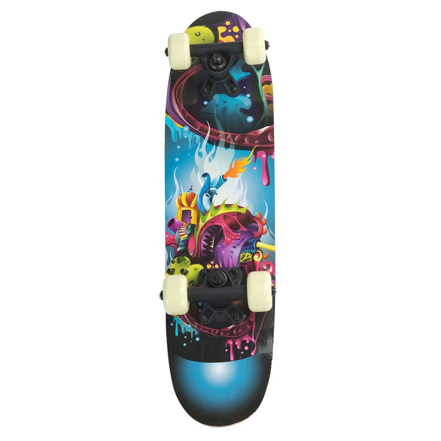 61cm Dragon Skateboard image-0