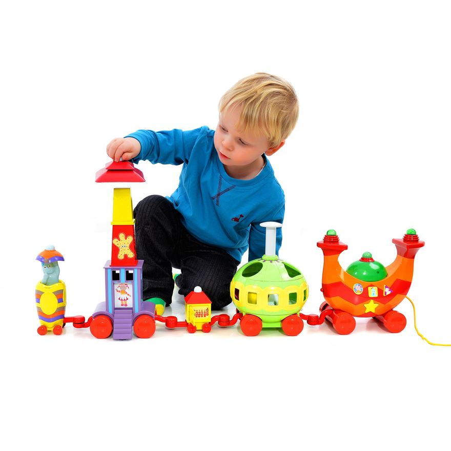 In The Night Garden Ninky Nonk Musical Activity Train image-0