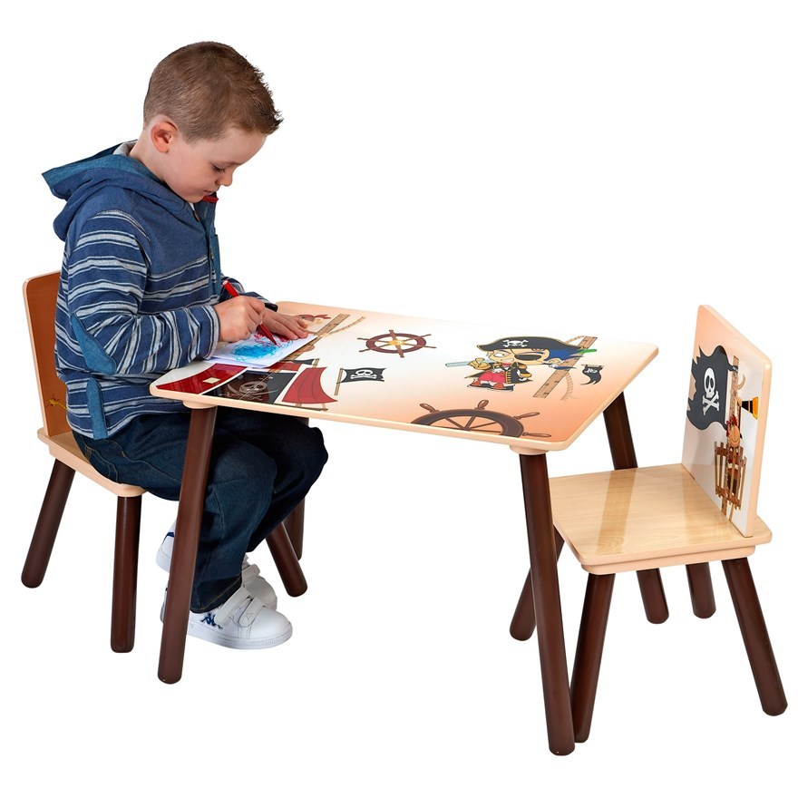 Pirate Table and Chair Set image-0