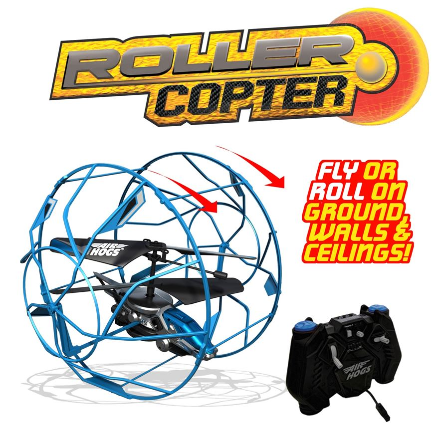 Air Hogs RollerCopter image-1