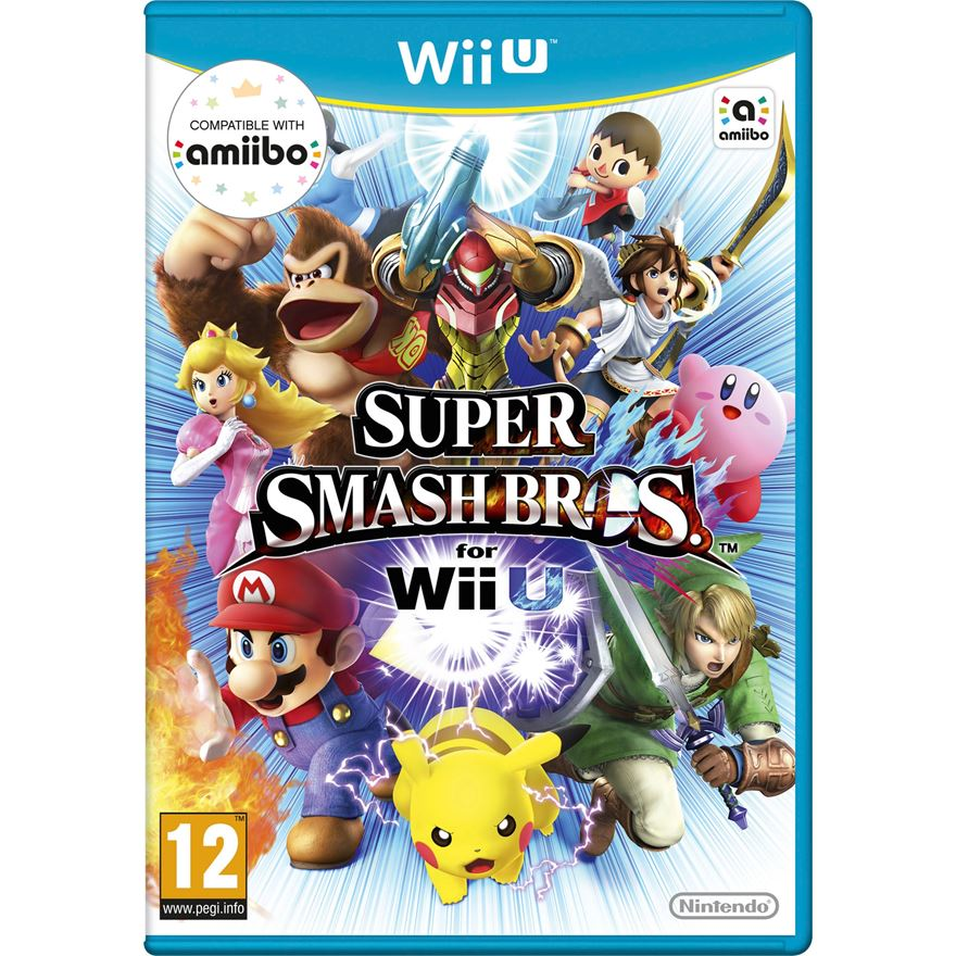 Super Smash Bros Wii U image-0