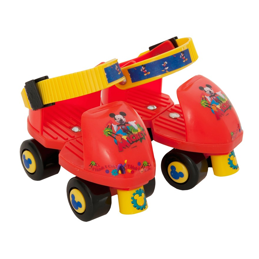 Mickey Mouse Quad Skates image-0