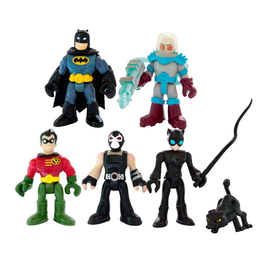 Imaginext DC Superfriends 5 Pack image-0