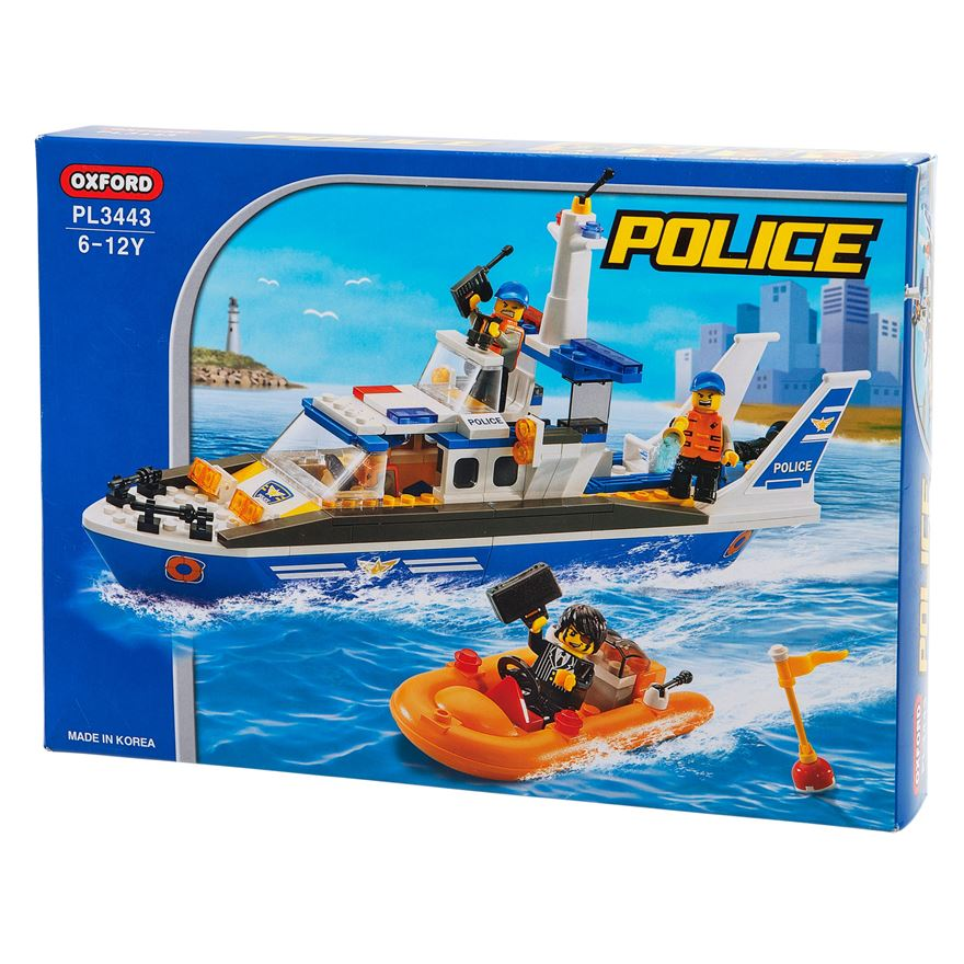 Oxford Police Boat Chase image-0