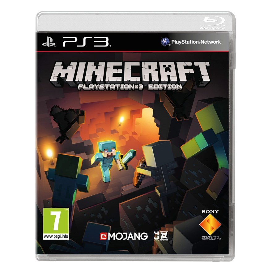 Minecraft PS3 image-0