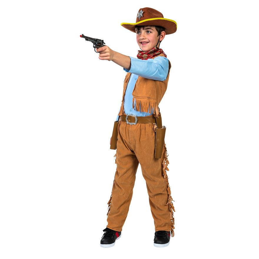 Sheriff Medium Costume image-0