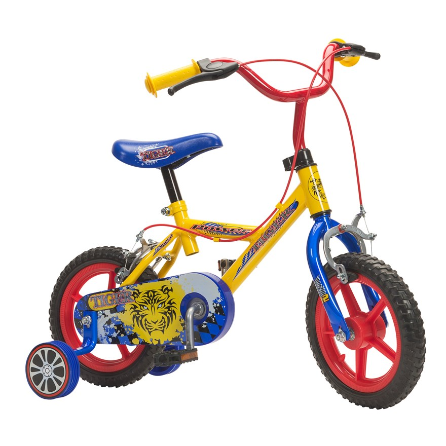 Bikes For Boys Age 3 Inch Tiger Bike