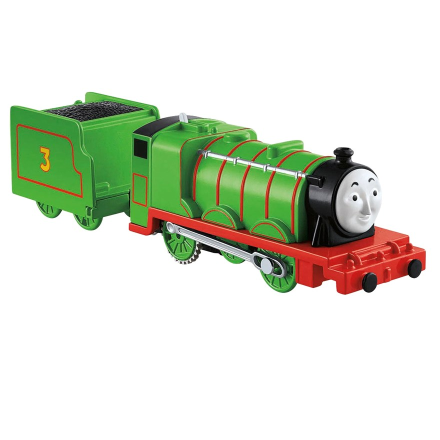 Thomas & Friends Trackmaster Henry image-0